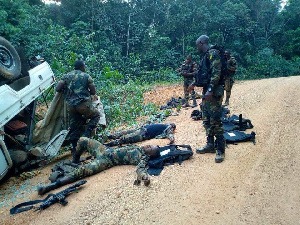L'état major de l'armée camerounaise n'a pas encore communiqué sur le bilan humain de ces attaques