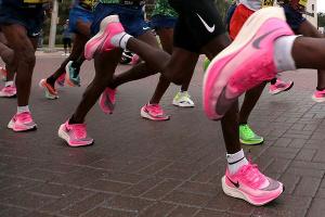 Nike Vaporfly Athletes