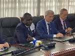 Restructuration de Vision 4: Amougou Belinga en audience chez  Paul Motaze
