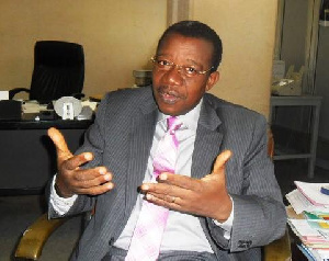 Charles Ndongo, DG de la CRTV