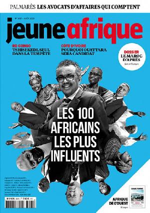 Huit Camerounais à l'honneur dans Jeune Afrique N° 3091