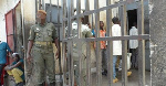 Abong Mbang Prison Gardien