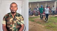 Patrice Nouma, ex commissaire de Police en exil