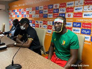 Jacques Zoua a été éarté lors du match contre le Mali