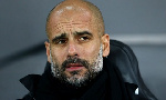 Manchester City Head Coach, Pep Guardiola