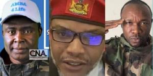 Samuel Ikome Sako est accusé d'avoir demandé des fonds au Biafra