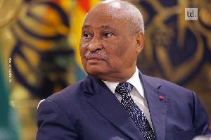 Laurent Esso, ministre de la justice camerounais