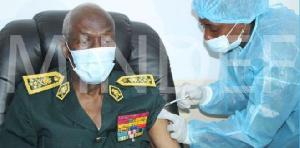 Le poste de vaccination logé au sein de la Division de la Santé opérationnelle