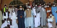 iLS e sont retrouvés à la mosquée centrale numéro 2 de Douala