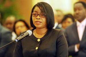 Rose Christiane Ossouka Raponda est la nouvelle PM du Gabon