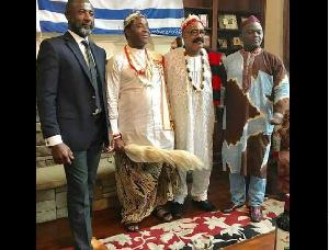 Le Biafra nigérian constituait déjà une base arrière pour les sécessionnistes ambazombiens