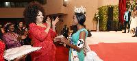 Je n'ai pas toujours eu l'occasion de chanter régulièrement l'hymne national - Nseke Aimée Caroline