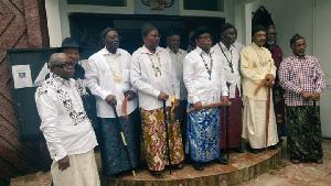 Chefs traditionnels Sawa
