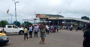 Buea Assassinat Cameroun