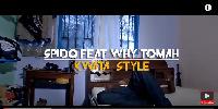 """Capture d'écran du single """"Kwata Style"""" de Spido Feat Why Tomah"""
