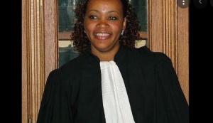 Me Marie Paul Edjang, l'un des avocats du Cameroun