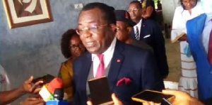 Pr Laurent Serge ETOUNDI NGOA Interview Camerounweb