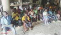 Le directeur de l'orphelinat et trois humanitaires français, sont testées positives