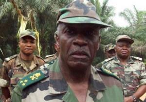 Le Général René Claude Meka au NOSO