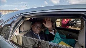 Maurice Kamto a annoncé que son parti ne prendra pas part aux élections