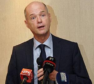 Christophe Gilhou, ambassadeur français