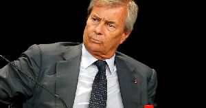 Vincent Bolloré, le multimilliardaire français