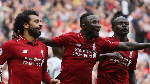 Salah, Keita and Mane are the African players at Liverpool