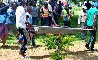 Huit élèves ont perdu la vie ce samedi 24 octobre 2020 à Kumba