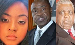 Brenda Biya s'en prend à René Sadi et Bidoung Mkpatt