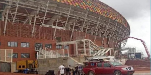 Scandale Stade Olembe Camerounweb