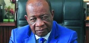 Mbarga Nguele, le DG de la Police nationale