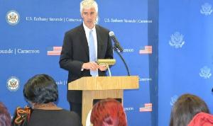 Peter Barlerin, Ambassadeur des USA