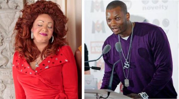 Anniversaire à Etoudi: l'artiste Singuila 'séduit' Chantal Biya