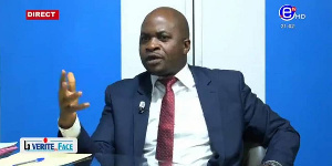 le chef des services de renseignement épingle Fridolin Nke