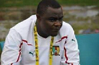 Martin Ntom Etongue