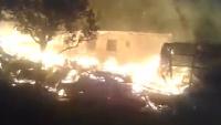 Plongés dans un sommeil, les quatorze occupants de la maison ont été surpris par un feu meurtrier