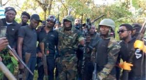 Groupe Arme Separatiste Noso Cameroun
