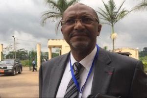 Seidou Mbombo Njoya, président de la FECAFOOT