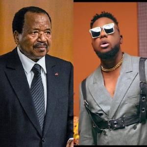 Ko-C fait jouer Paul Biya dans son nouveau clip