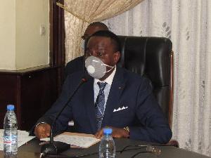 Fame Ndongo, ministre de l'Enseignement supérieur