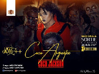 L'artiste camerounaise, Coco Argentée