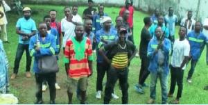 Cimenterie Kribi Ouvriers Colere Camerounweb