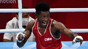 Albert Ayissi Camerounweb