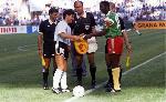 Deuil: le vibrant hommage de Diego Maradona à Stephen Tataw