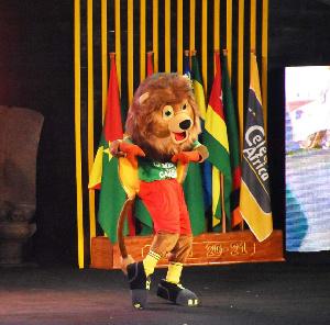 La mascotte camerounaise