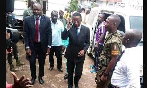 Célestin Njamen multiplie les attaques ouvertes contre le leader de son parti