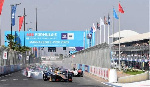 Marrakesh staged Africa's annual E-Prix race on 29 February
