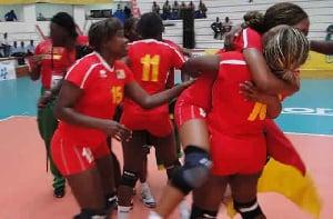 Ceci est dans le cadres des préparatifs de la CAN Fémines de Brazzaville