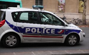 Police de la France
