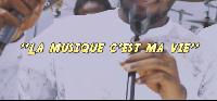 """Capture d'écran du clip """"La musique c'est ma vie"""""""